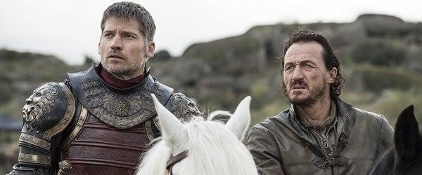 Jaime Lannister Bronn Game Of Thrones HBO