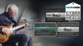 Supercharge your guitar recordings with big Cyber Weekend plugin savings for guitarists