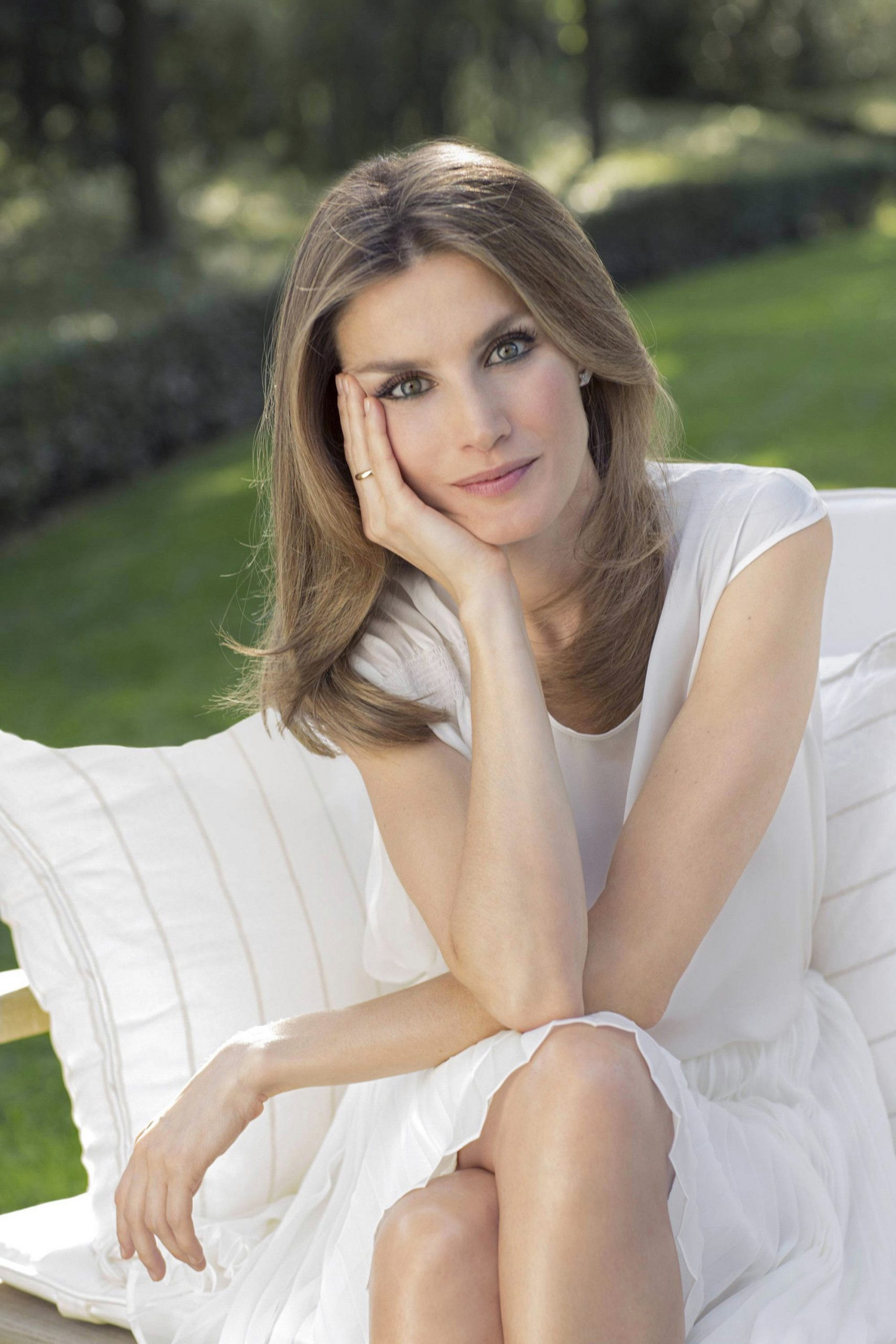 Photo of Princess Letizia