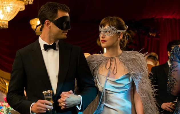 Fifty Shades Darker Jamie Dornan Dakota Johnson