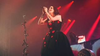 Within Temptation performing live