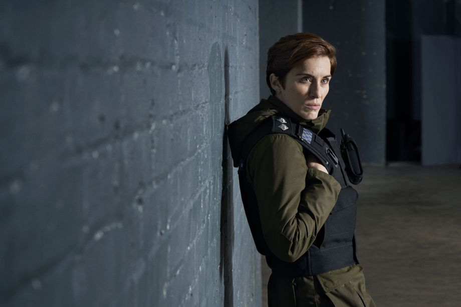 DI Kate Fleming in Line of Duty