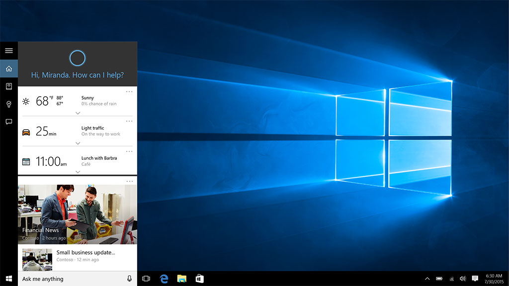 Windows Insiders can already download the next big update to Windows