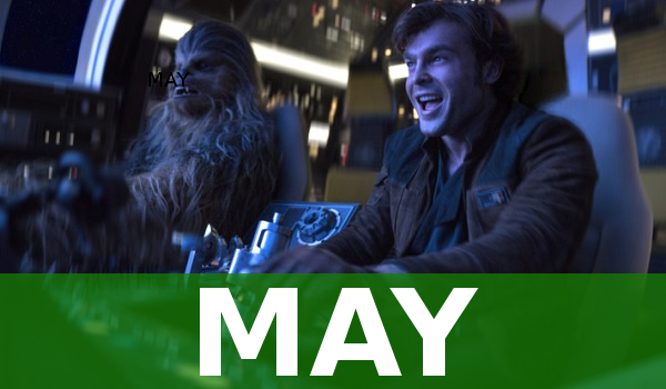 Solo: A Star Wars Story Alden Ehrenreich Han and Chewie in the cockpit