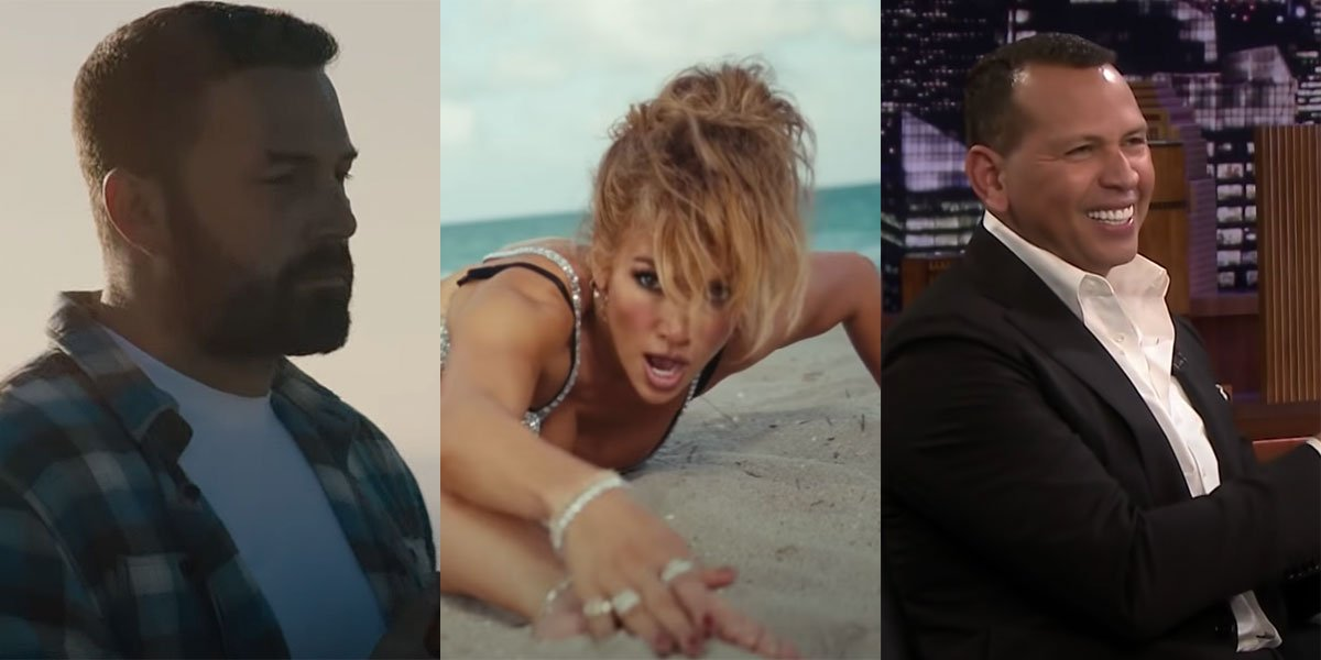 Wait, JLo, Ben Affleck And A-Rod Are All On Yachts In The Same Location For Birthday Celebrations?
