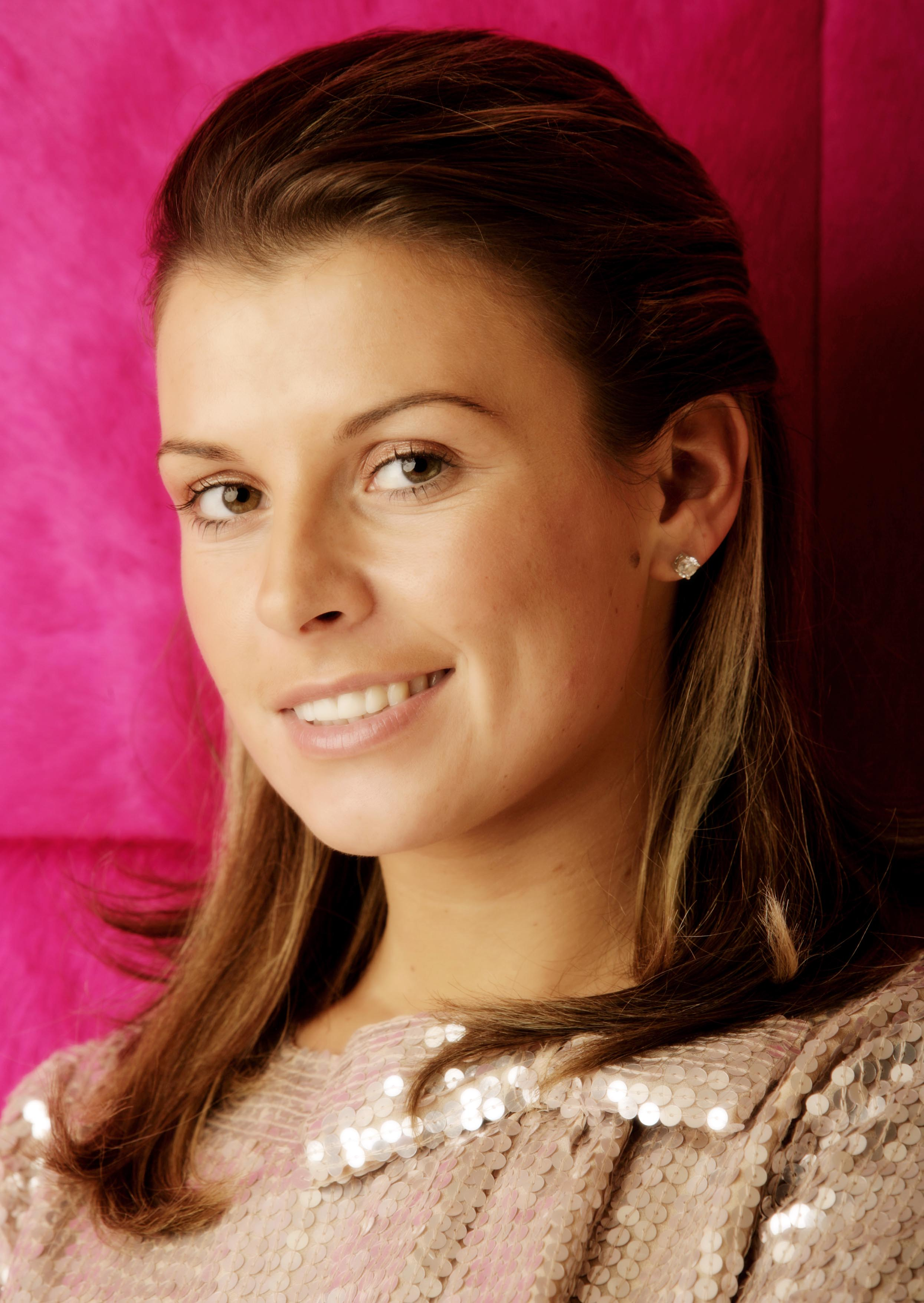 Coleen Rooney expecting first child