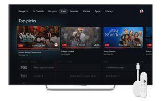 Chromecast with Google TV