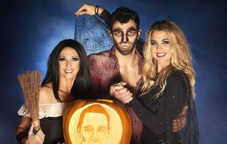 Strictly Halloween 28th October