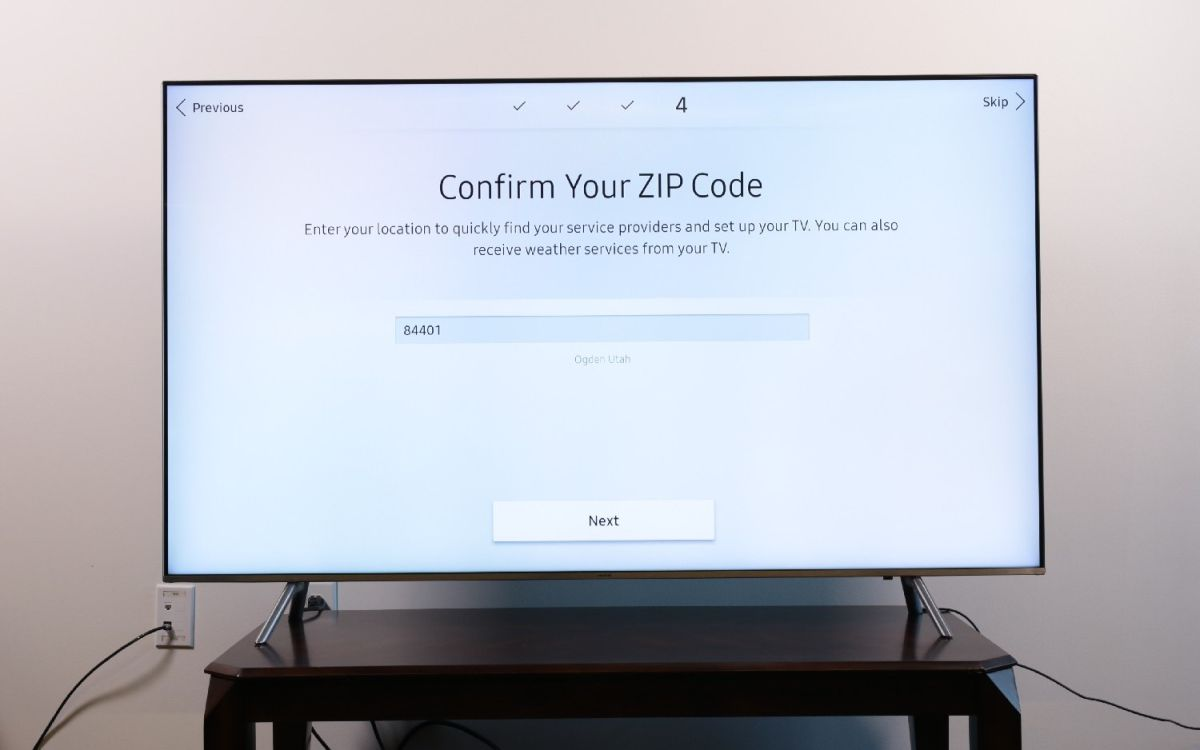 How to Set Up Your Samsung TV - Samsung TV Settings Guide