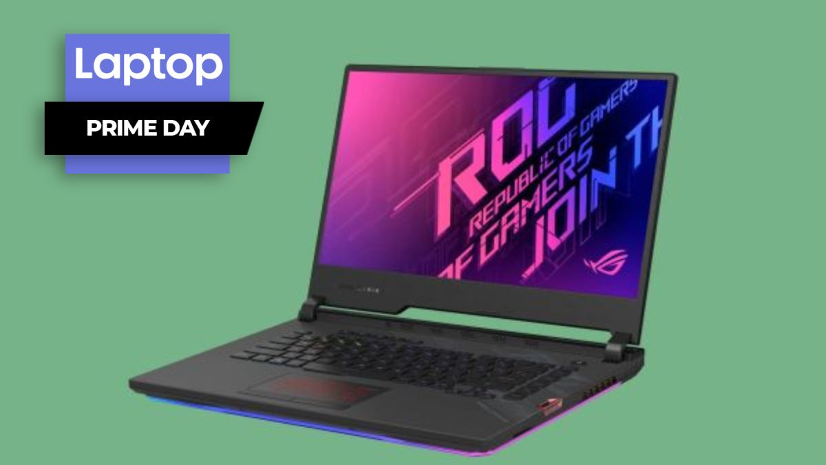 Hurry! The Asus ROG Strix Scar 15 gaming laptop is over $250 off