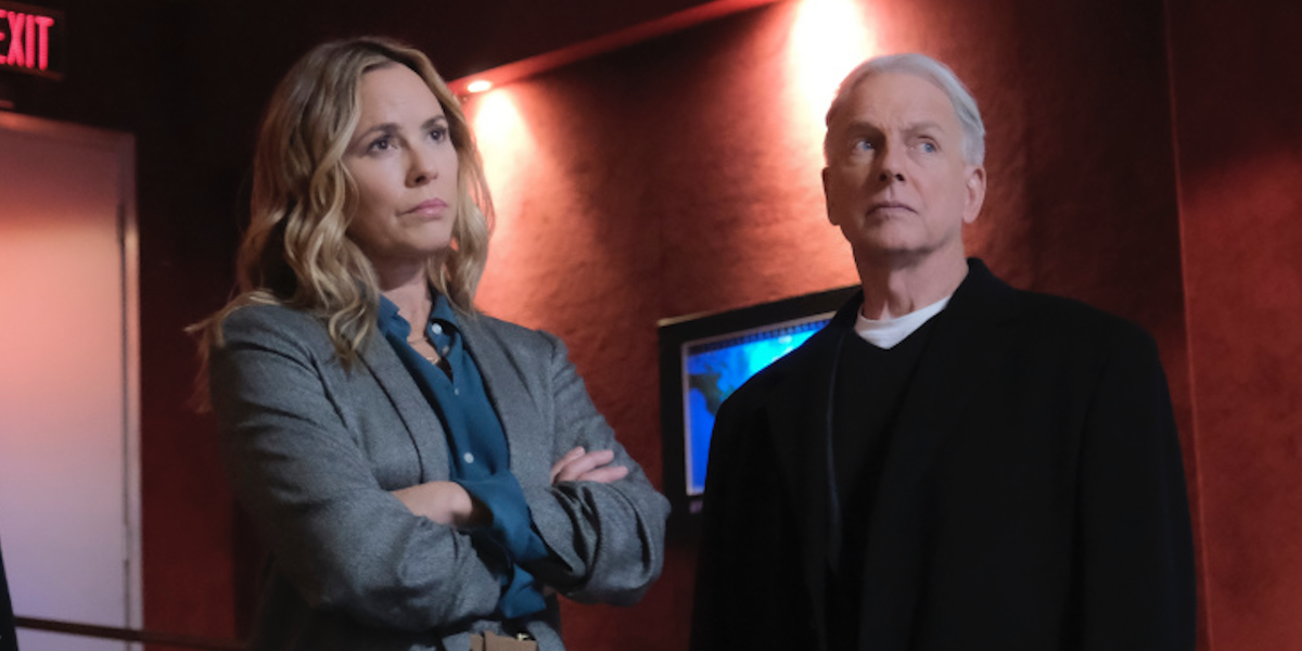 NCIS Star Maria Bello Talks Jack's 'Great Love' For Gibbs In Her Final Episode