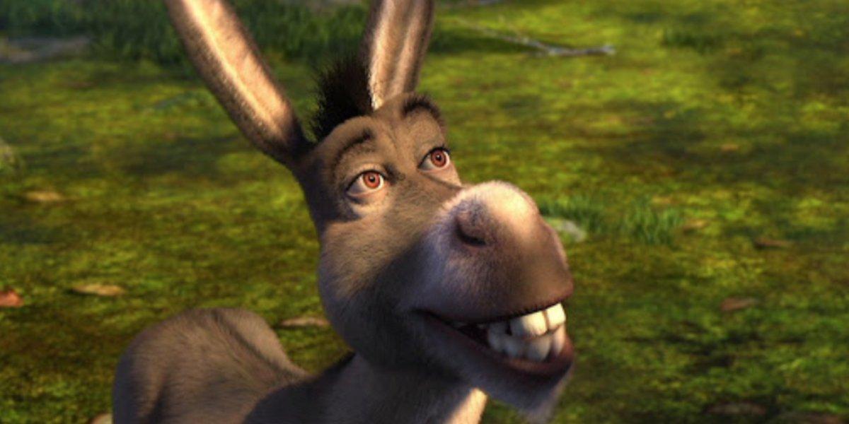 Eddie Murphy as Donkey in Shrek