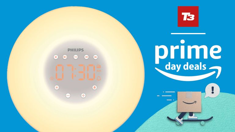 Amazon Prime Day Philips wake up light deal