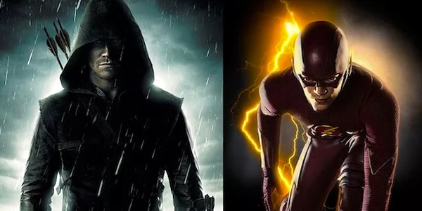 the flash arrow netflix
