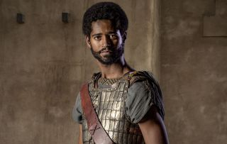 Troy star Alfred Enoch: People recognise me more now for How to Get Away with Murder than Harry Potter