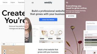 Wix vs Squarespace vs Weebly