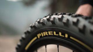 Pirelli and Fabien Barel