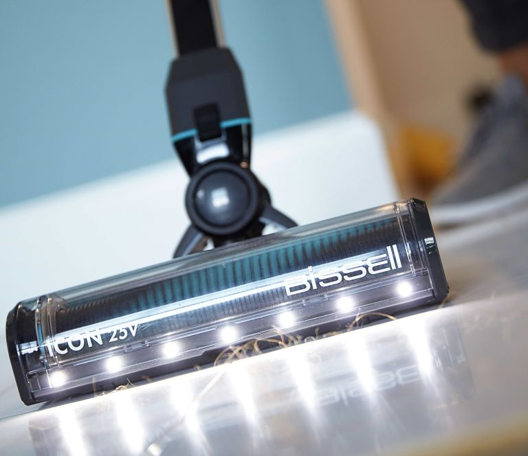 best cordless vacuum - bissell icon review - real homes
