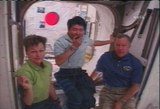 Japanese Space Food a Hit in Orbit