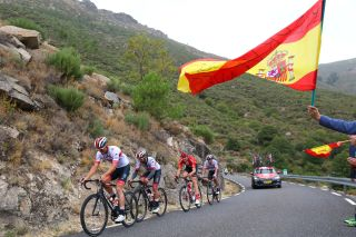 Fans will be restricted from standing on the roadside on most of the major climbs at the 2020 Vuelta a España