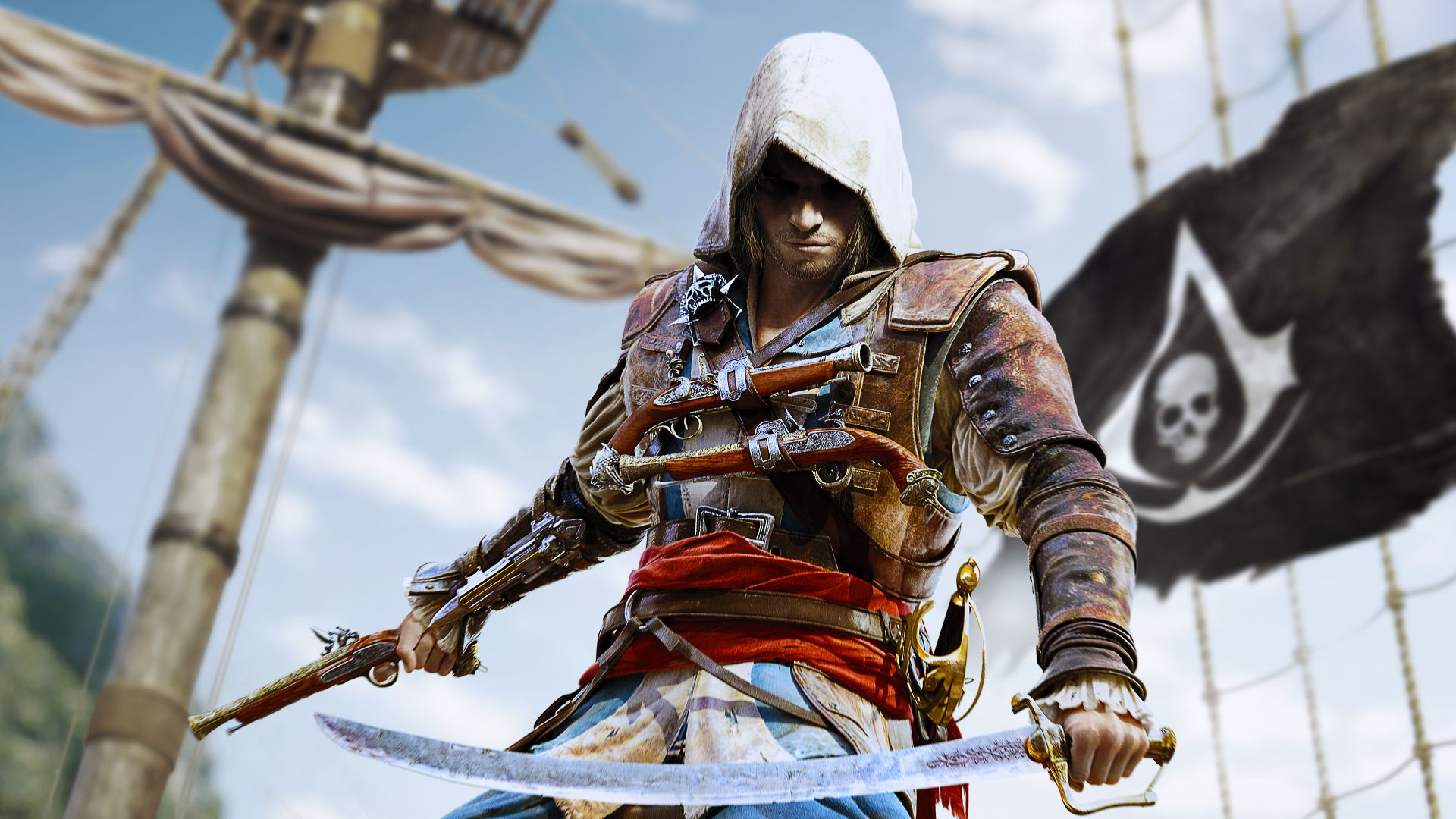 Ubisoft Is Giving Away Assassins Creed Iv Black Flag For