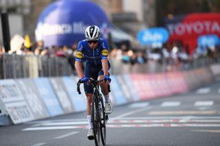 Remco Evenepoel finishes his season at Il Lombardia
