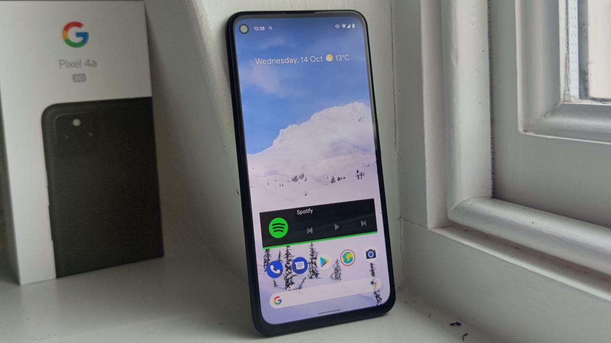 Mais où est donc le Google Pixel 5a ?