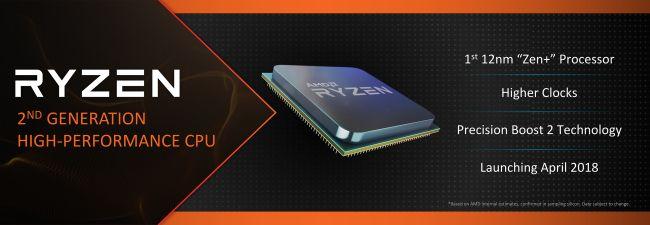 CPU_Ryzen_2nd_generation_پردازنده_رایزن_نسل_دوم