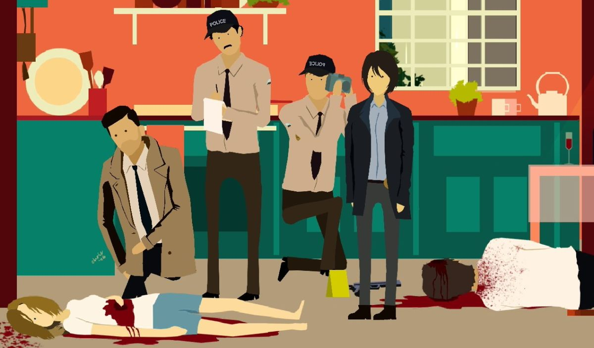 Small town murder-mystery adventure Rainswept gets a release date and a new trailer