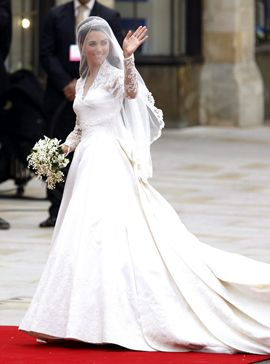 Prince William and Kate Middleton royal wedding photos-woman and home