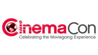 CinemaCon logo.