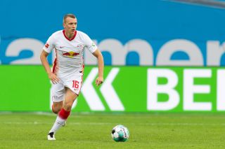 Lukas Klostermann and RB Leipzig take on FC Shalke on Saturday in the German Bundesliga.
