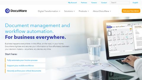 DocuWare Corporation Review