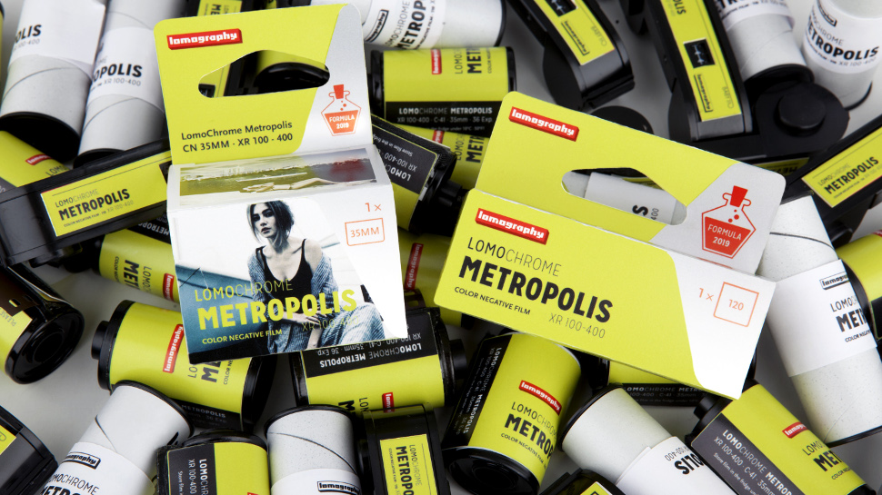 Lomography returns to Kickstarter with color negative film | Digital Camera World
