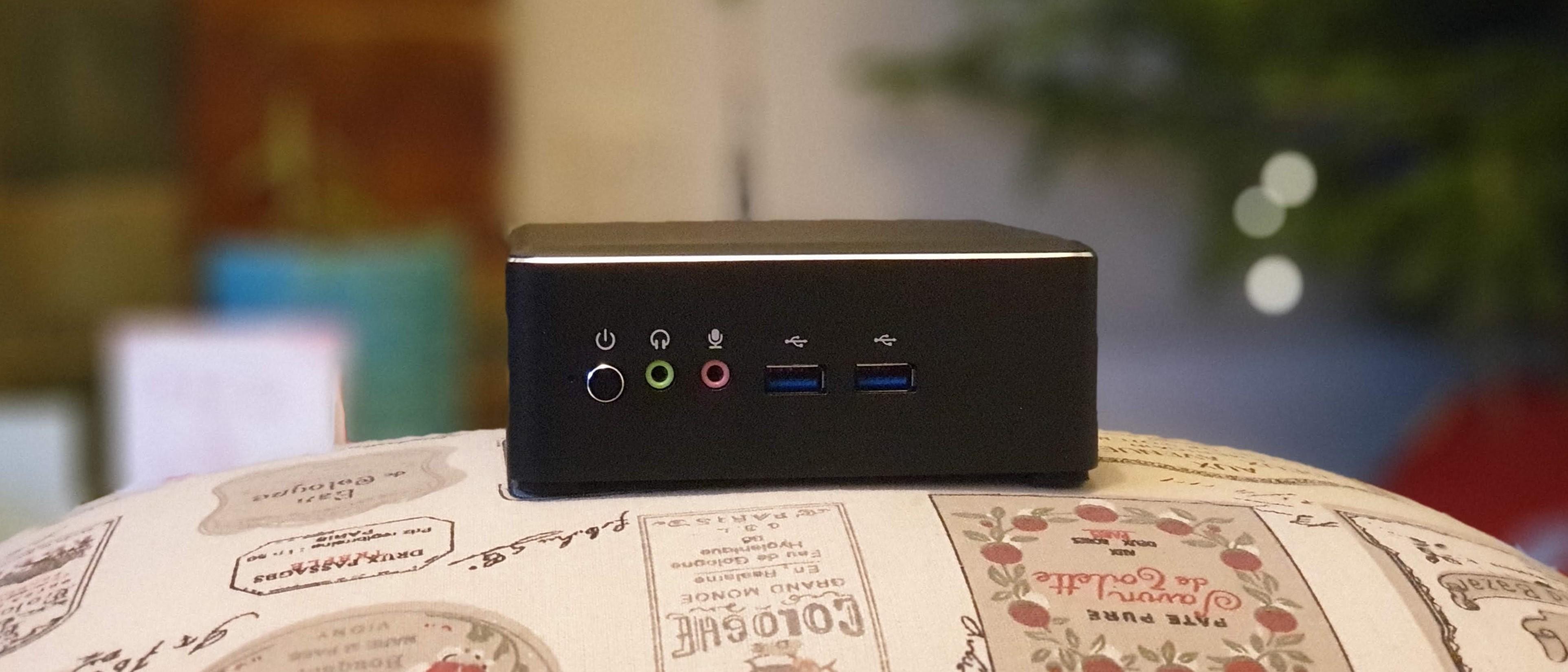 TBao TBook MN22 AMD Ryzen mini PC workstation