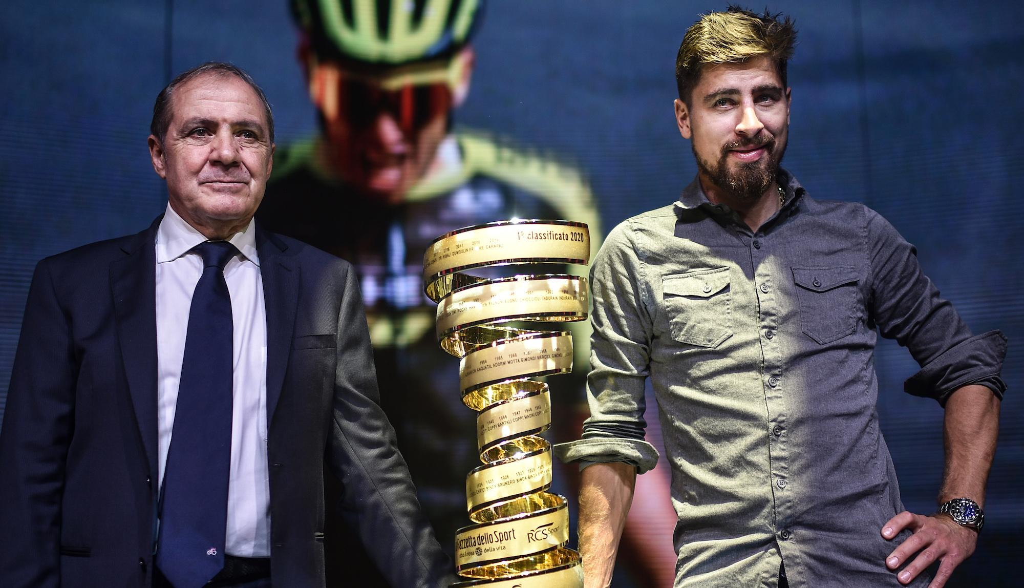 Giro d'Italia - cover