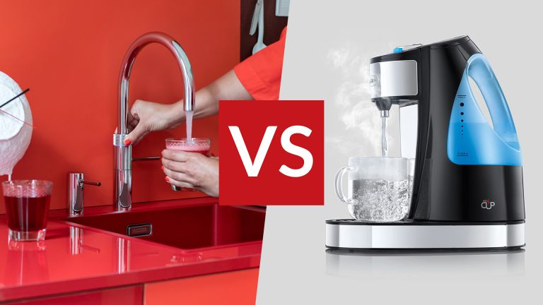 Boiling water tap vs instant kettle