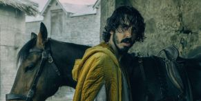 Even Dev Patel's Green Knight Co-Star Gets The Fans Thirsting Over The Actor
