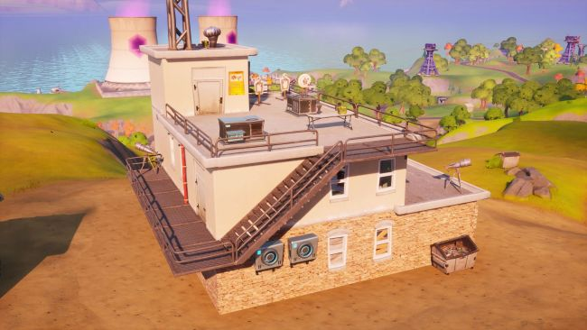 Fortnite Shadow Safe Houses Locations Where To Find Them All