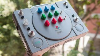 PlayStation pedal