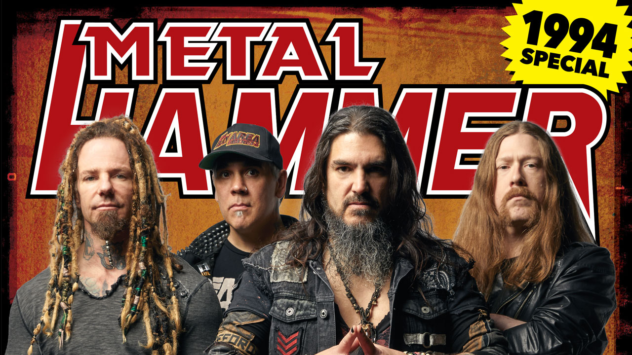 Get nostalgic for the 90s with Machine Head in the new issue of Metal Hammer | Louder