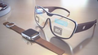 Concepto de Apple Glasses