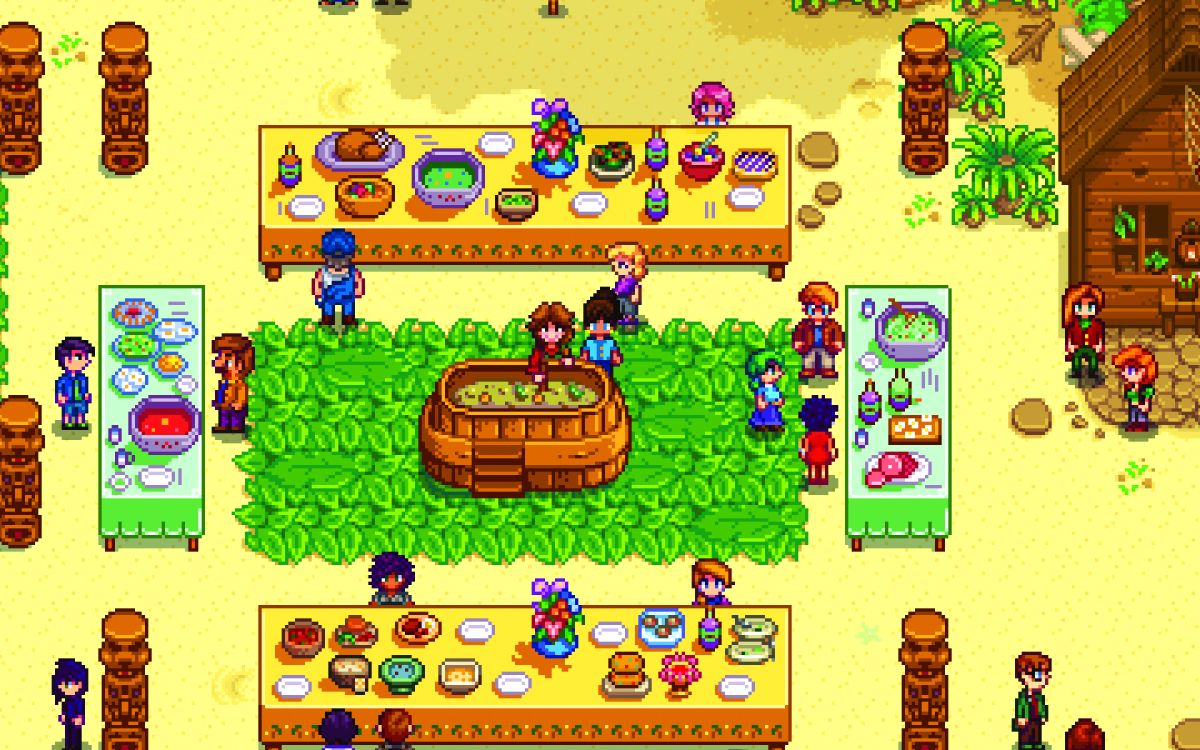 The Stardew Valley Expanded Mod Feels Like A Proper Expansion Pc Gamer But when someone moves into the old farm just outside of town, she finds that maybe the valley has more to offer than. the stardew valley expanded mod feels