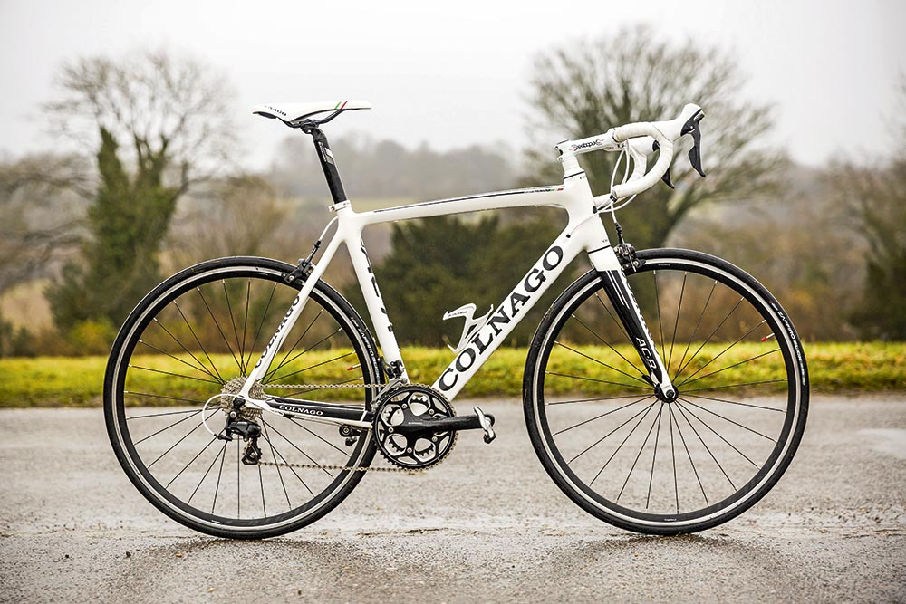 Colnago Ac R 105 Review Cycling Weekly