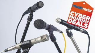 Cyber Monday microphone deals