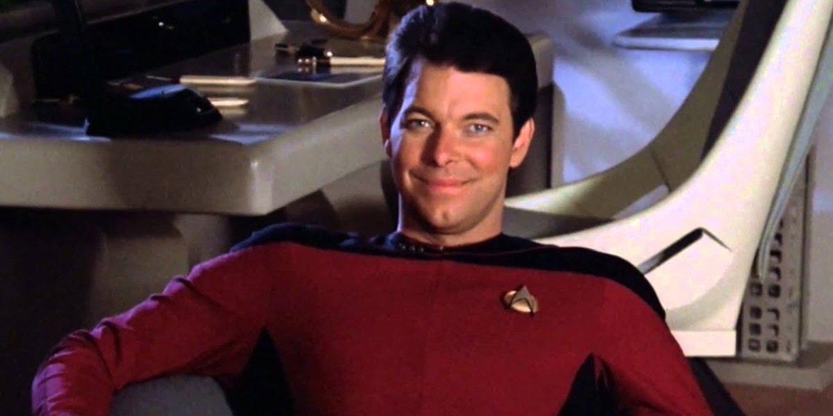 Ryker Star Trek: The Next Generation