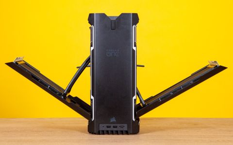 Corsair One i160 Gaming PC Review: Compact, Cool and