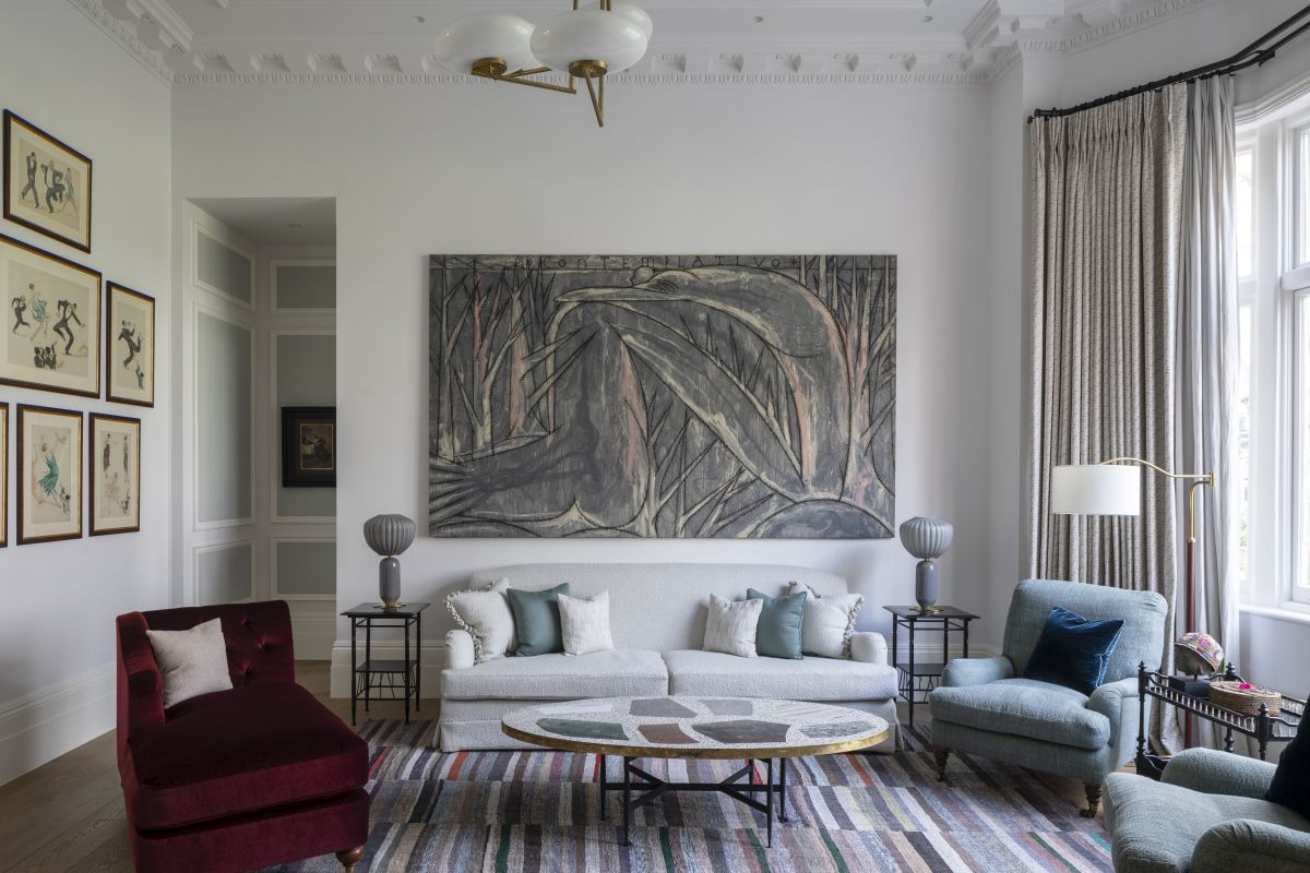 The Homes & Gardens ultimate guide to purchasing and displaying art