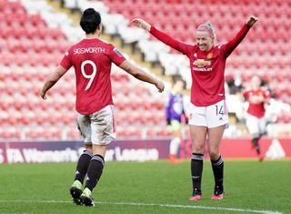 Manchester United v Bristol City – FA Women's Super League – Leigh Sports Village