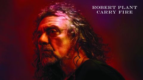 Cover art for Robert Plant - Carry Fire album